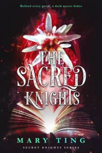 "Book Cover for ""The Sacred Knights"" by Mary Ting"