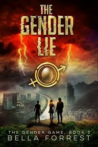 "Book Cover for ""The Gender Lie"" by Bella Forrest"