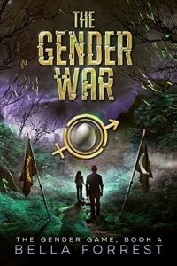"Book Cover for ""The Gender War"" by Bella Forrest"