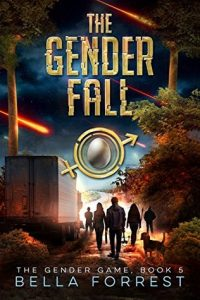 "Book Cover for ""The Gender Fall"" by Bella Forrest"