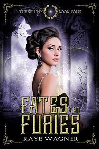 "Book Cover for ""Fates and Furies"" by Raye Wagner"