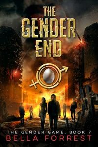 "Book Cover for ""The Gender End"" by Bella Forrest"