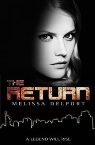"Book Cover for ""The Return"" by Melissa Delport"