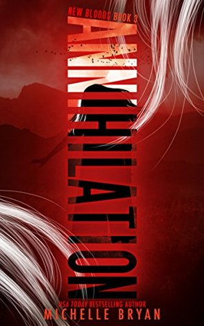 "Book Cover for ""Annihilation"" by Michelle Bryan"