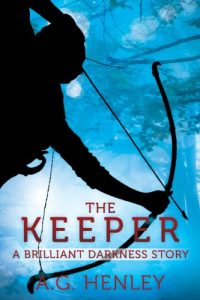 "Book Cover for ""The Keeper"" by A.G. Henley"