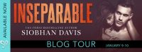 Blog Tour: Inseparable by Siobhan Davis