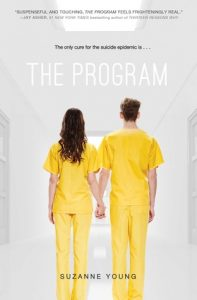 "Book Cover for ""The Program"" by Suzanne Young"