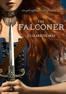 "Book Cover for ""The Falconer"" by Elizabeth May"