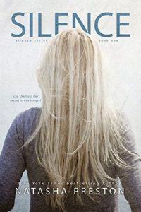 "Book Cover for ""Silence"" by Natasha Preston"
