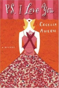 "Book Cover for ""P.S. I Love You"" by Cecelia Ahern"
