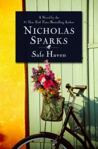 "Book Cover for ""Safe Haven"" by Nicholas Sparks"