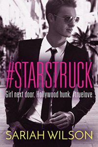 "Book Cover for ""#Starstruck"" by Sariah Wilson"