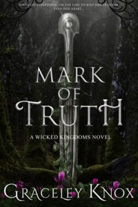 "Book Cover for ""Mark of Truth"" by Graceley Knox"