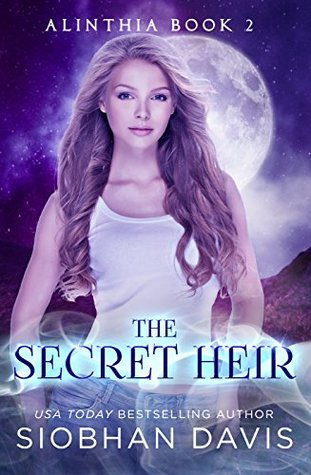 The Secret Heir by Siobhan Davis