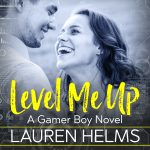"Audiobook Cover for ""Level Me Up"" by Lauren Helms"