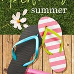 "Book Cover for ""Perfectly Summer"" by Robin Daniels"