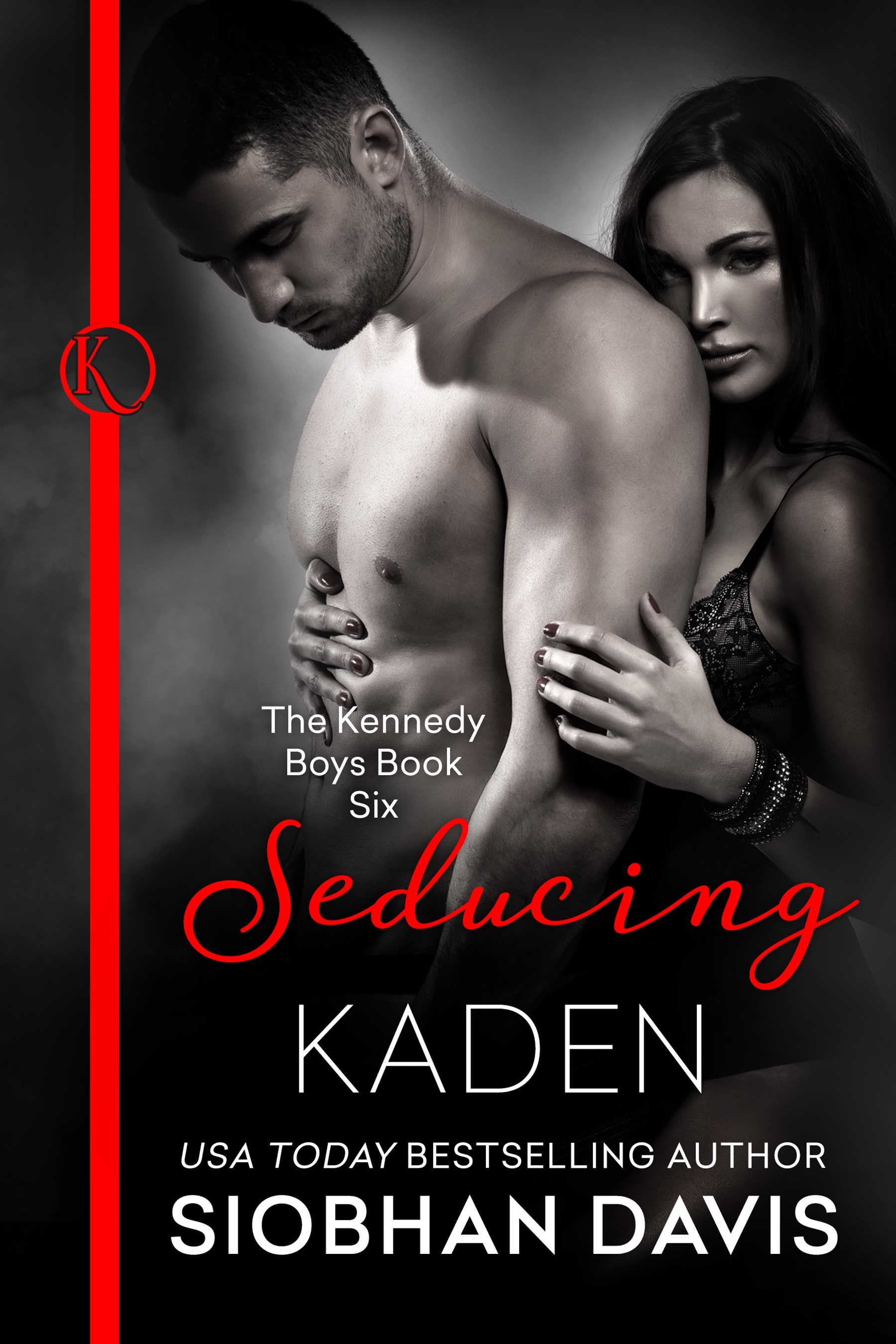Seducing Kaden by Siobhan Davis