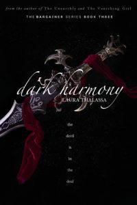 "Book Cover for ""Dark Harmony"" by Laura Thalassa"