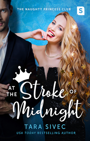 """Book Cover for """"At the Stroke of Midnight"""" by Tara Sivec"""
