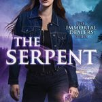 "Book Cover for ""The Serpent"" by Sarah Fine"