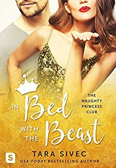 "Book Cover for ""In Bed with the Beast"" by Tara Sivec"