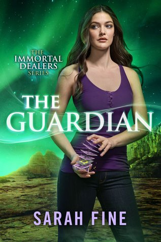 "Book Cover for ""The Guardian"" by Sarah Fine"