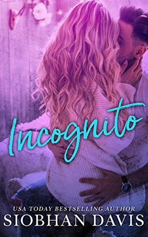 Review: Incognito by Siobhan Davis