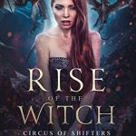 "Book Cover for ""Rise of the Witch"" by Rebecca Ethington"