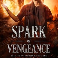 Review: A Spark of Vengeance by Rebecca Ethington