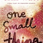 "Book Cover for ""One Small Thing"" by Erin Watt"