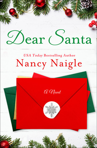 "Book Cover for ""Dear Santa"" by Nancy Naigle"