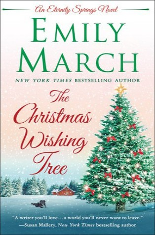 "Book Cover for ""The Christmas Wishing Tree"" by Emily March"