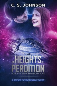 "Book Cover for ""Heights of Perdition"" by CS Johnson"