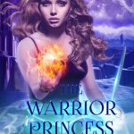 "Book Cover for ""The Warrior Princess"" by Siobhan Davis"