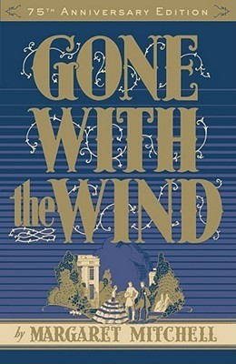 "Book Cover for ""Gone With the Wind"" by Margaret Mitchell"