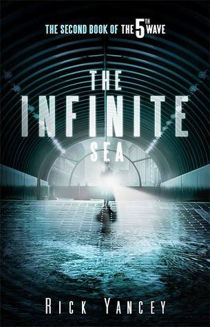 "Book Cover for ""The Infinite Sea"" by Rick Yancey"