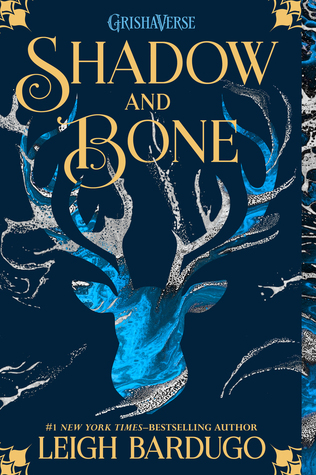 "Book Cover for ""Shadow and Bone"" by Leigh Bardugo"