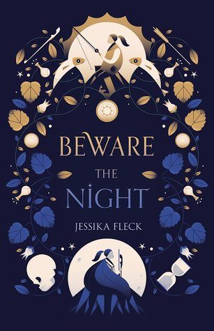 WoW #135 – Beware the Night by Jessika Fleck