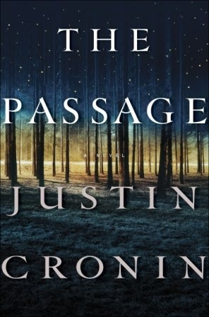 "Book Cover for ""The Passage"" by Justin Cronin"