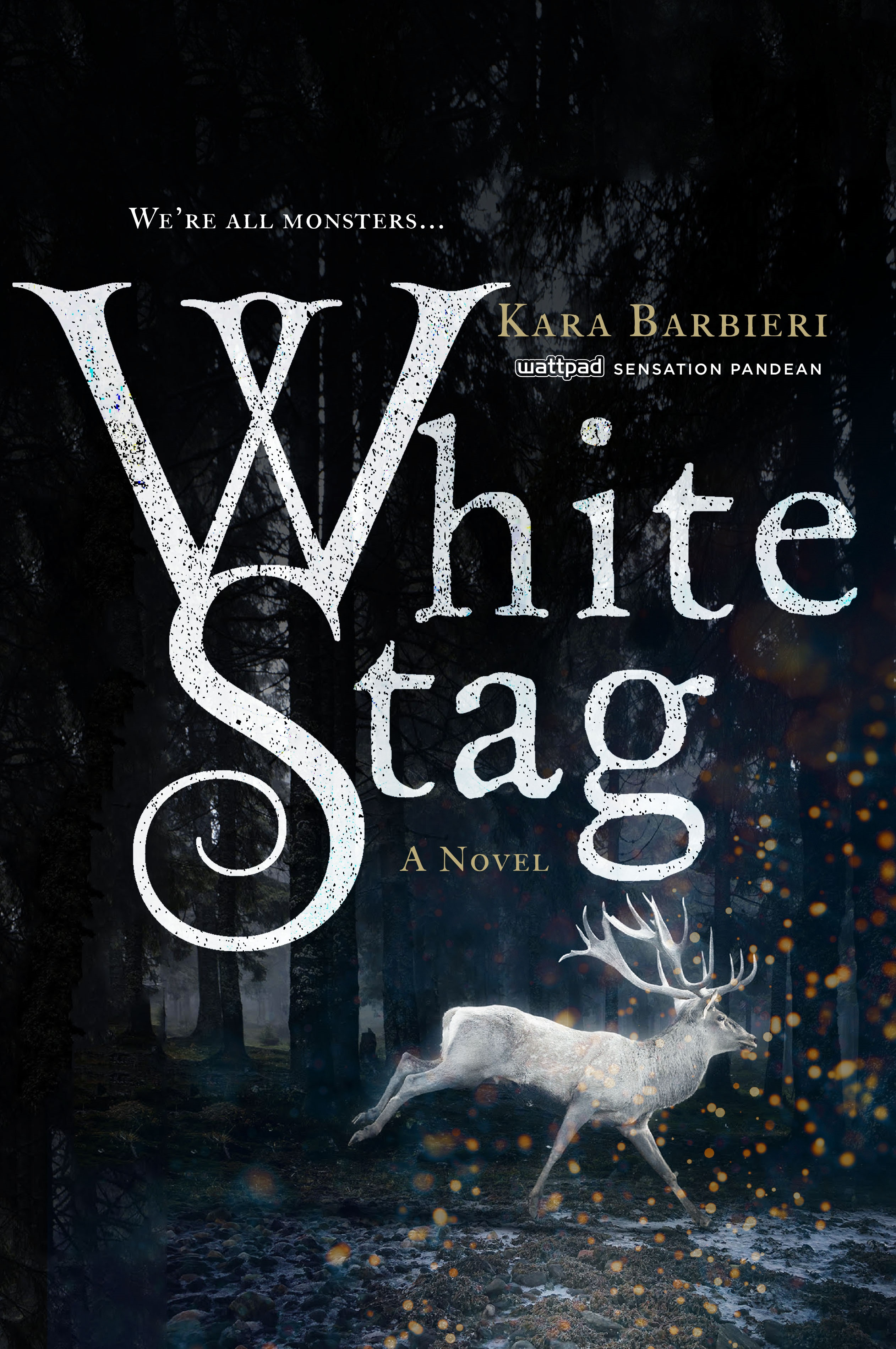 White Stag by Kara Barbieri