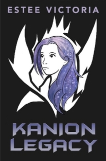 "Book Cover for ""Kanion Legacy"" by Estee Victoria"
