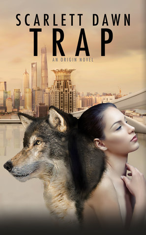"Book Cover for ""Trap"" by Scarlett Dawn"