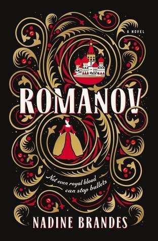WoW #140 – Romanov by Nadine Brandes