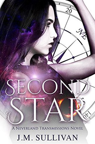 "Book Cover for ""Second Star"" by J.M. Sullivan"