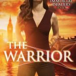 "Book Cover for ""The Warrior"" by Sarah Fine"