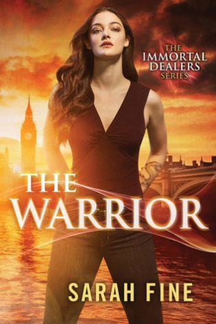 Review: The Warrior by Sarah Fine
