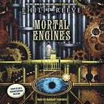 "Book Cover for ""Mortal Engines"" by Philip Reeve"