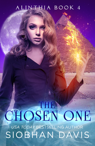 "Book Cover for ""The Chosen One"" by Siobhan Davis"