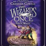 "Book Cover for ""Twice Magic"" by Cressida Cowell"