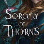 "Book Cover for ""Sorcery of Thorns"" by Margaret Rogerson"